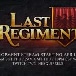 Boomzap Announces The Last Regiment