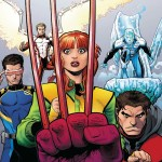 Who are the New Marauders? X-Men: Blue # 4