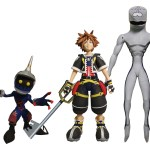 Official Photos for Kingdom Hearts Select