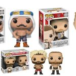 New WWE Funko Pop Wave Features Sasha Banks, Chris Jericho and More