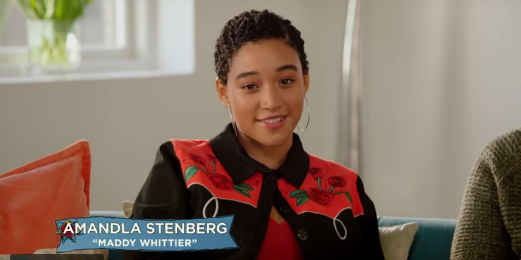 Amandla Stenberg, Everything Everything