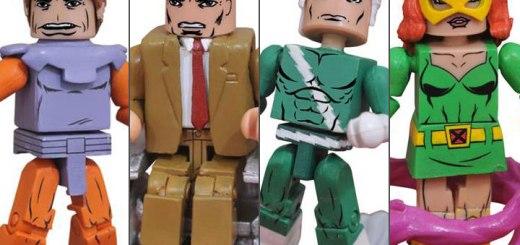 x-men vs brotherhood minimates boxset
