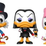 Ducktales Funko Screams Retro!