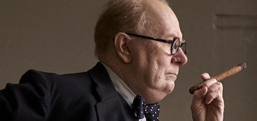 Winston Churchill in Darkest Hour
