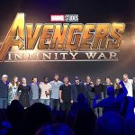 D23 – Wounded Thor hits the Milano and More Avengers Infinity War