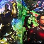 Avengers Infinity War Posters in Full
