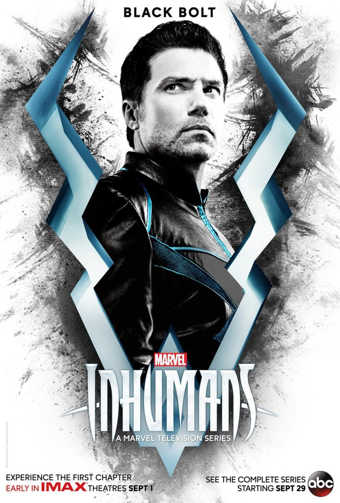 inhumans posters BB