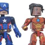 Marvel Minimates Wave 74 Goes to Epic Battles with Old Man Logan, HYDRA Cap and King Hulk