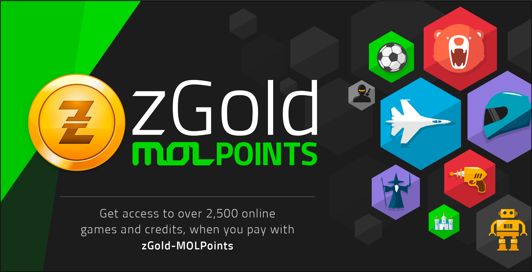 Get More Games and Premium Razer Items with zGold-MOLPoints - The