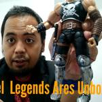 Marvel Legends Ares Unboxing