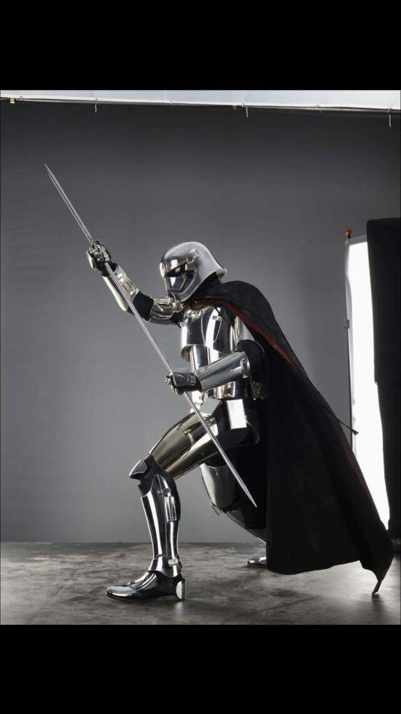 cpatain phasma