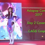Asiapop Comicon 2017 Day 2 – CAGE Championship
