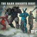 The Evil Batmen Covers for Dark Nights: Metal Are Stuff of Nightmares