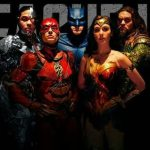 New Justice League Promotional Poster League's Up