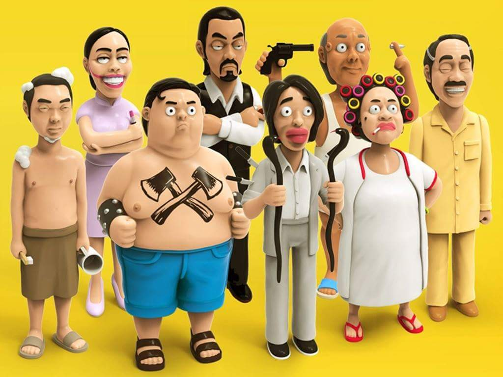 The Kung Fu Hustle Toys You Didn't Know You Wanted
