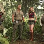 Get Thrust Into JUMANJI: WELCOME TO THE JUNGLE with New Trailer