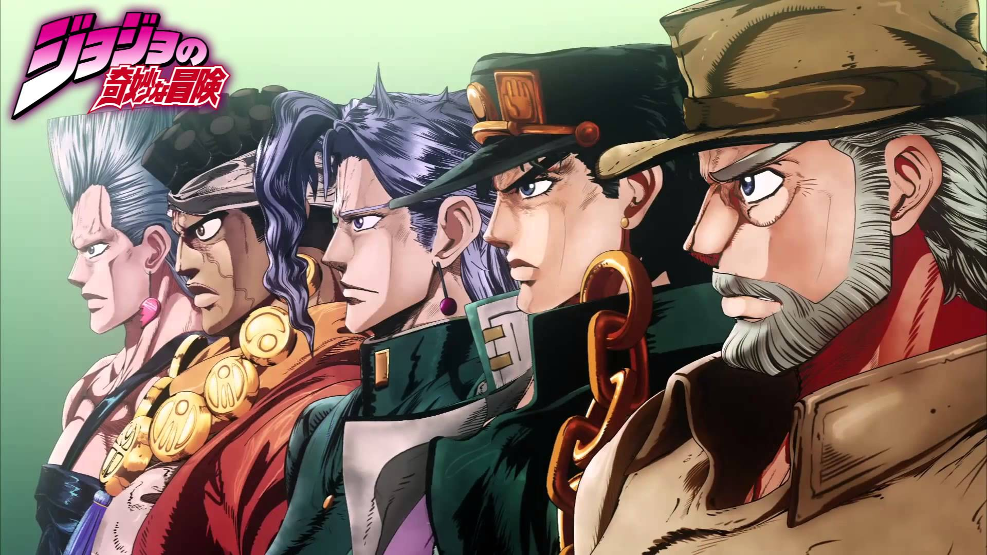 The Adventure Continues In JoJos Bizarre Stardust Crusaders This September On Animax