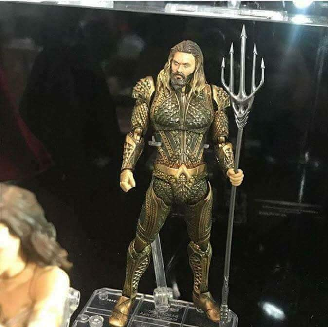 Sh figuarts justice league aquaman