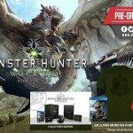 Monster Hunter World Now on Pre-Order from DataBlitz