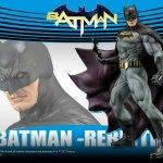 Kotobukiya Batman Rebirth Statue Preview