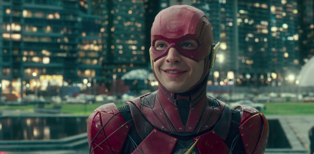justice league ezra miller the flash