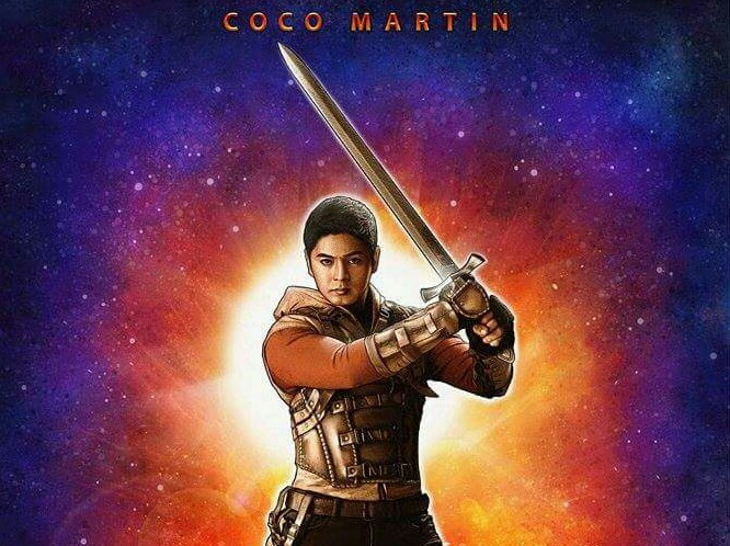 Coco Martin's Ang Panday Poster Draws Comparison to Star Wars