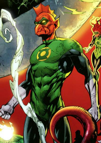 green lantern tomar re