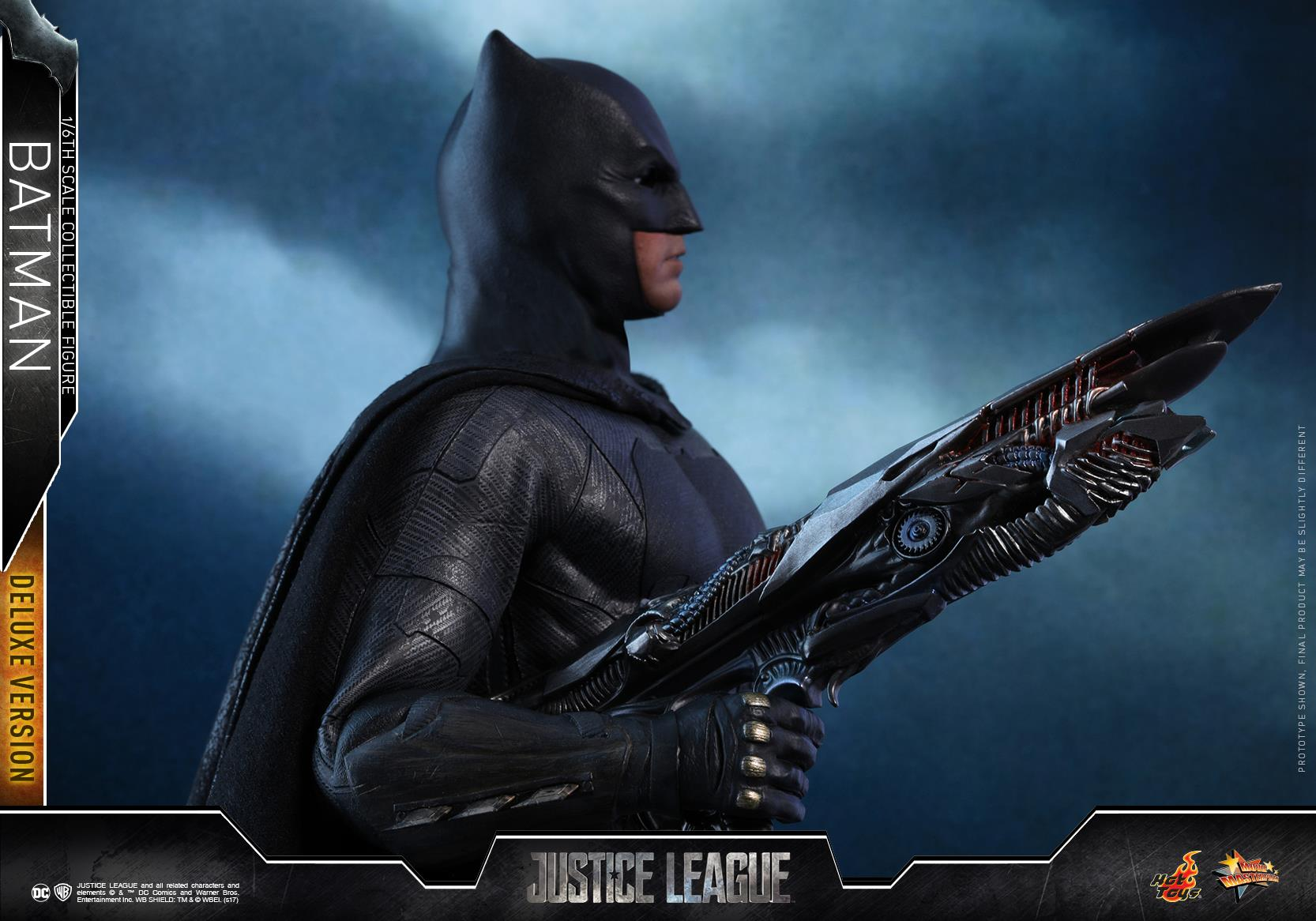 Hot Toys Justice Leagu...