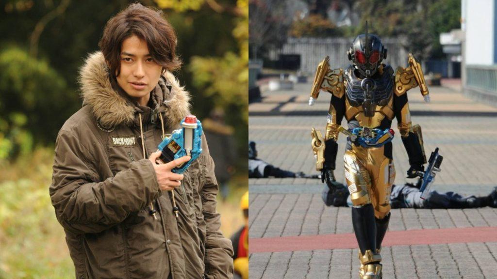 Kamen Rider Kiva Star Kouhei Takeda Set to Play Kamen Rider Grease ...