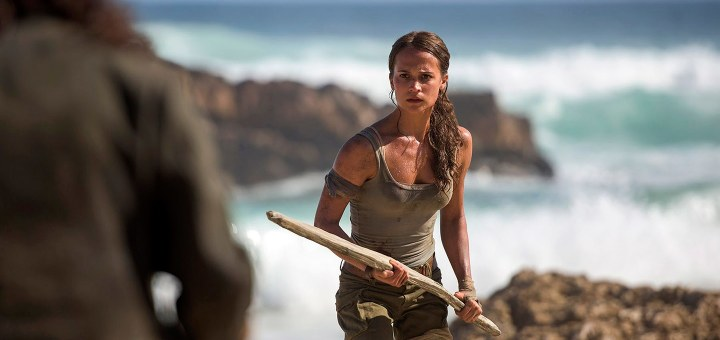 Tomb Raider reboot movie