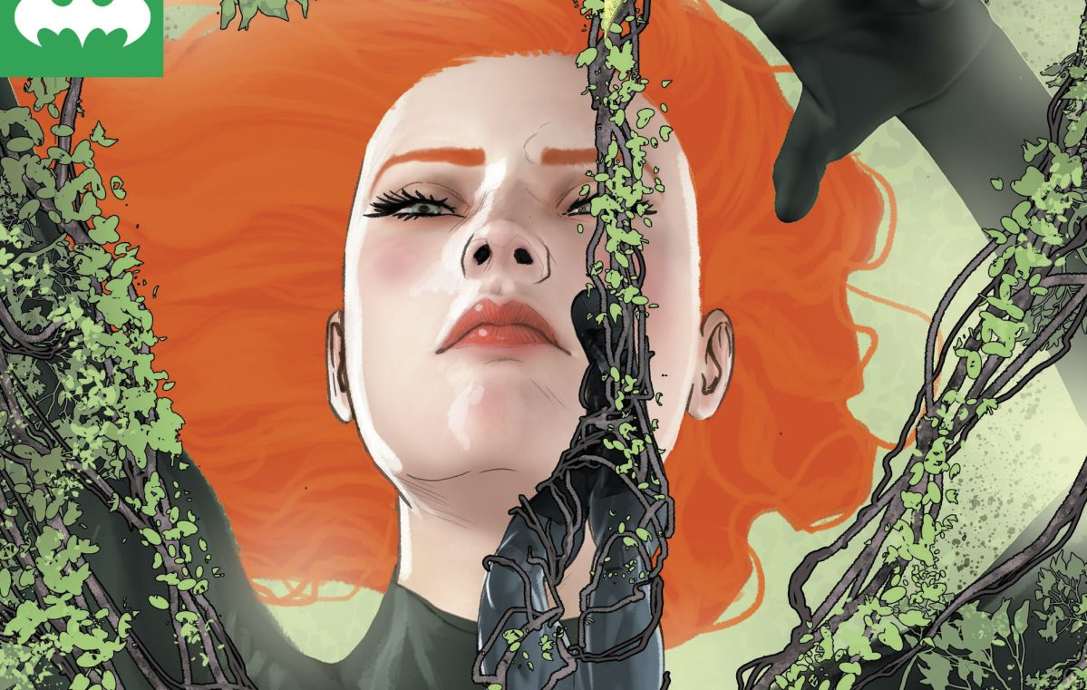 Poison Ivy Outsmarts Batman - Batman # 41