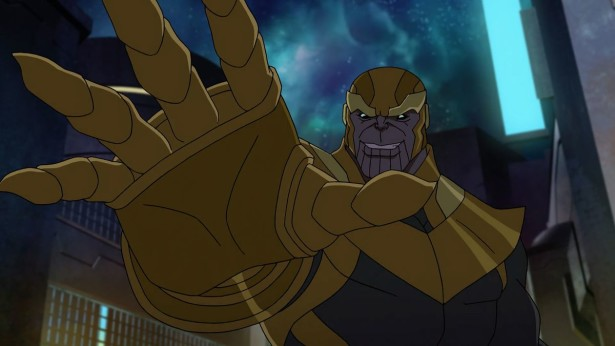 Avengers Infinity War Toy Reveals Armored Thanos