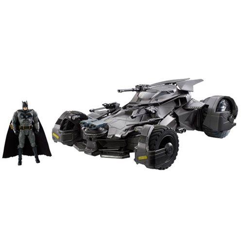Mattel Batmobile Justice League remote control