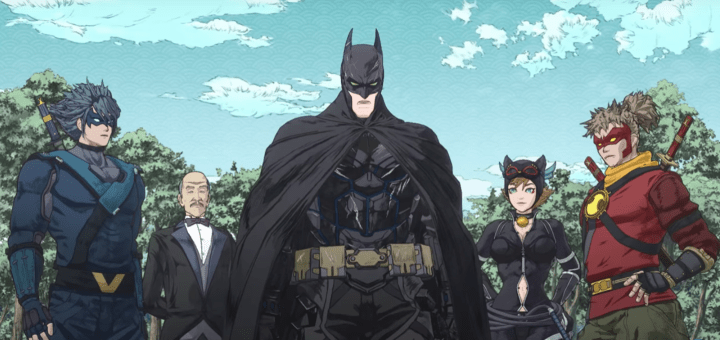 batman ninja trailer 2