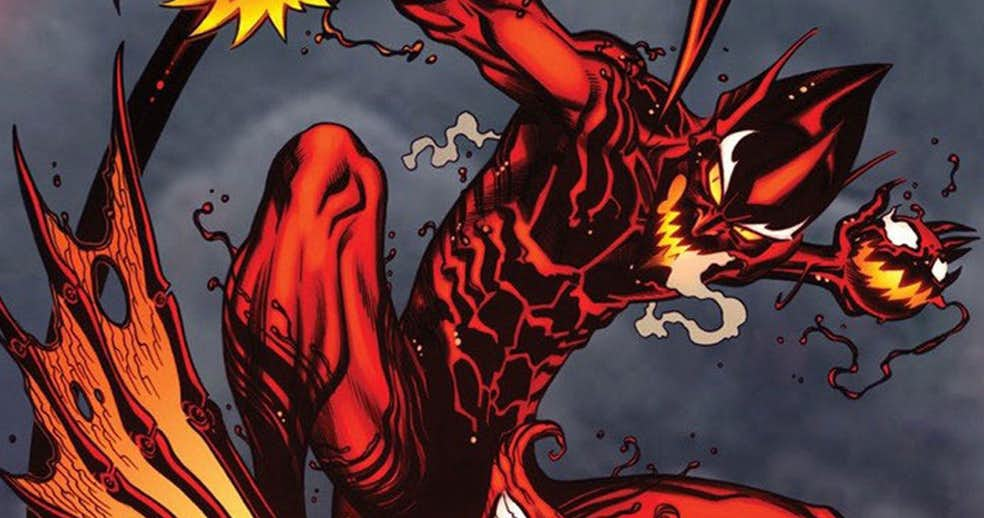 Norman Osborn Becomes a Goblin Again... a Red Goblin