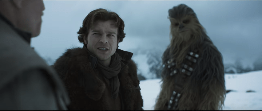 solo a star wars story teaser trailer