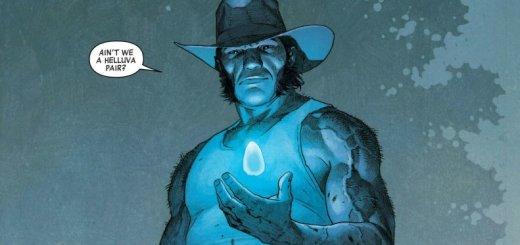wolverine marvel legacy # 1