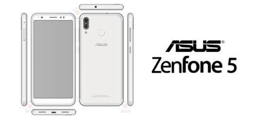 asus zenfone 5 leaked render