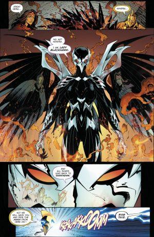 kendra saunders becomes lady blackhawk dark nights metal