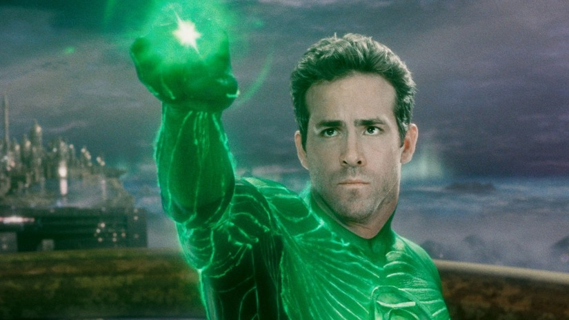 Warner Bros. Pictures Asks the Green Lantern Power Ring Back from Ryan Reynolds