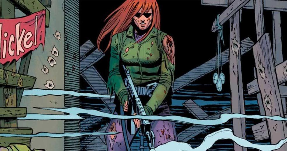 Scooby Gang's SPOILER Dies in Scooby Apocalypse # 25