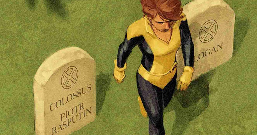 Marvel Cancels X-Men Blue and X-Men Gold