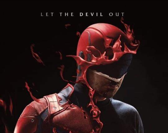 New Poster for Daredevil Season 3 Sheds the Devil's Skin