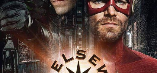 elseworlds green arrow the flash