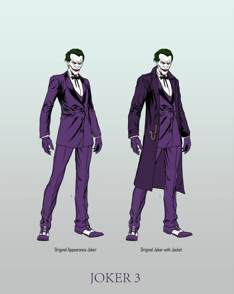 Classic Joker - Three Jokers