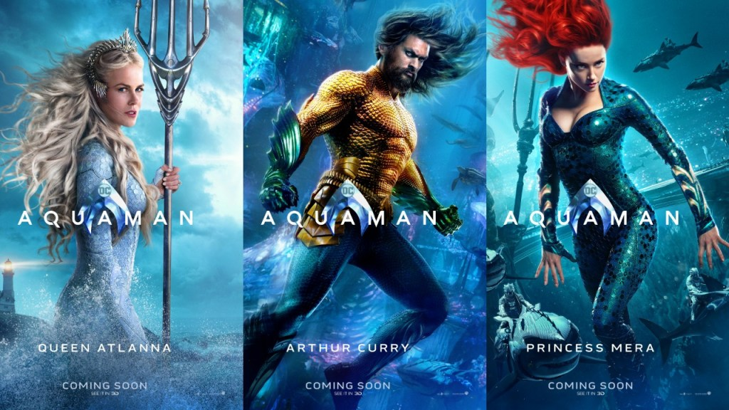 Aquaman Review The Fanboy Seo