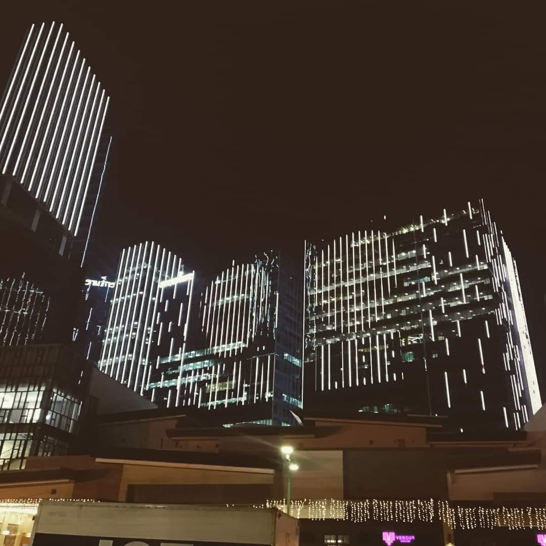 Uptown Mall in BGC Pays Tribute to Stan Lee