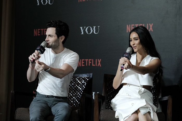 Here's What Penn Badgley Had to Say About His Reservations in the Hit Netflix Series, YOU