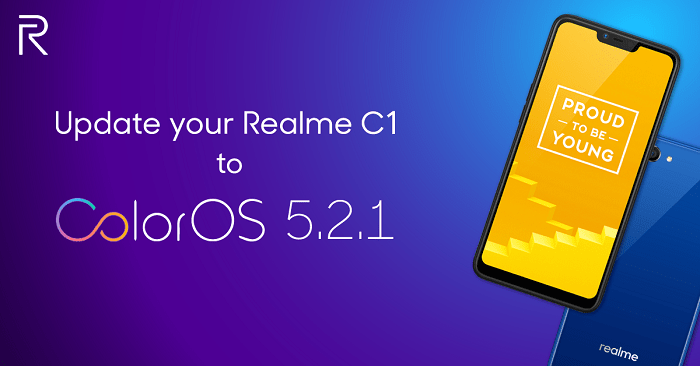 Realme adds more value to entry-level smartphone experience with C1 ColorOS 5.2.1 update