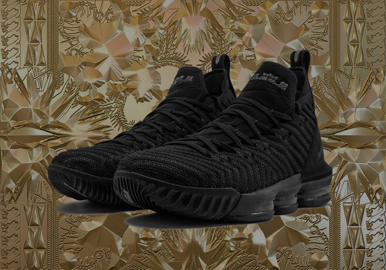 """watch 715c8 a58e7 Nike LeBron 16 """"Watch The Throne"""" Release Date"""
